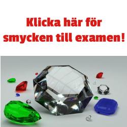 Examenspresent smycke